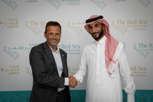 The Red Sea Development Company awards contract to begin ground-work for Coastal Village