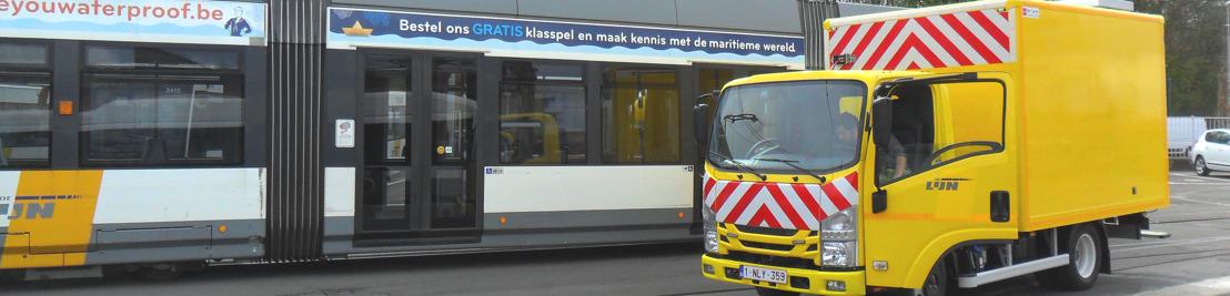 Isuzu levert polyvalent voertuig aan De Lijn