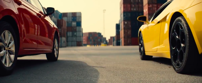 This Volkswagen Polo is faster than a Lamborghini