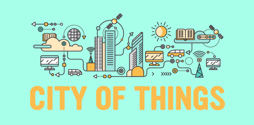 3,5 miljoen euro voor City of Things