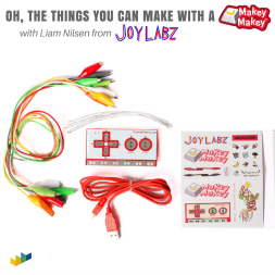 Makey Makey session logo