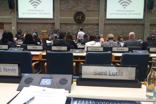Second Substantive Session to Bridge Gaps in International Environmental Law Ends in Nairobi