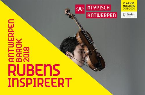 04.10.2018 Persnieuwsbrief oktober 'Antwerpen Barok 2018'