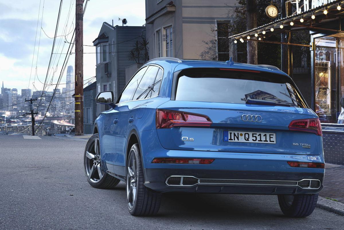 Audi Q5 TFSIe