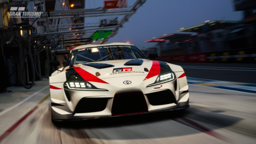 Toyota GR Supra Racing Concept Debuteert op Gran Turismo Sport™
