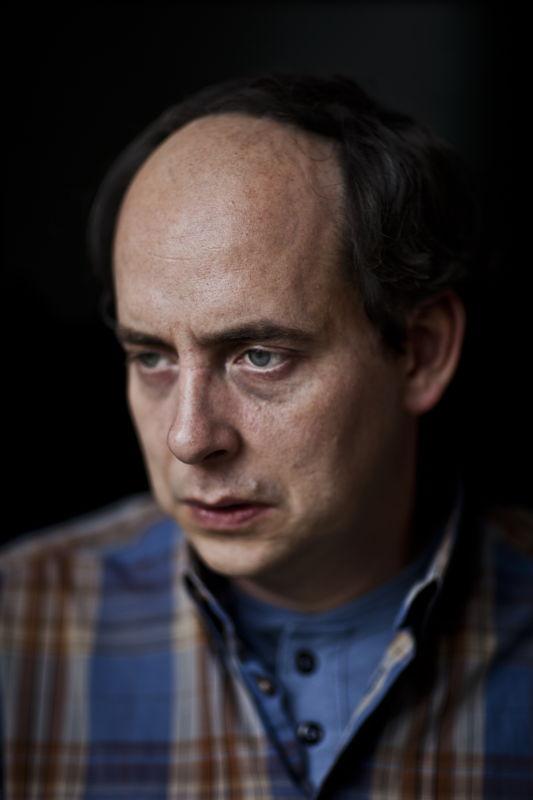 Bevergem - Dries Heyneman als Kurt Bury (c) De Wereldvrede - Tom Verbruggen