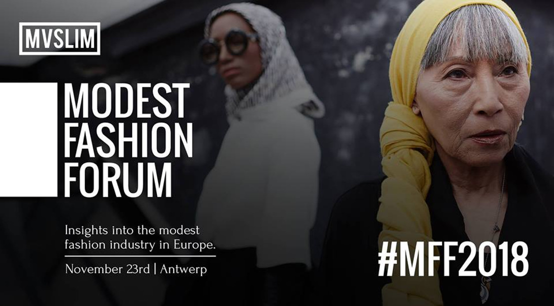 Mvslim launches very first Modest Fashion Forum in Antwerp on 23rd November in collaboration with MoMu.