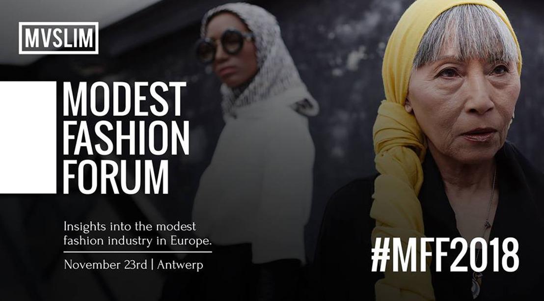 Mvslim lanceert allereerste Modest Fashion Forum in Antwerpen op 23 november in samenwerking met MoMu.