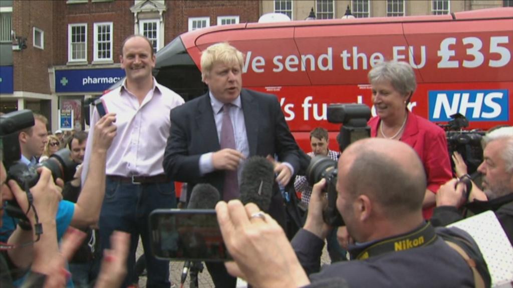 Check-point : Brexit - Boris Johnson - (c) BBC