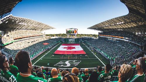 La Coupe Grey en Saskatchewan repoussée à 2022