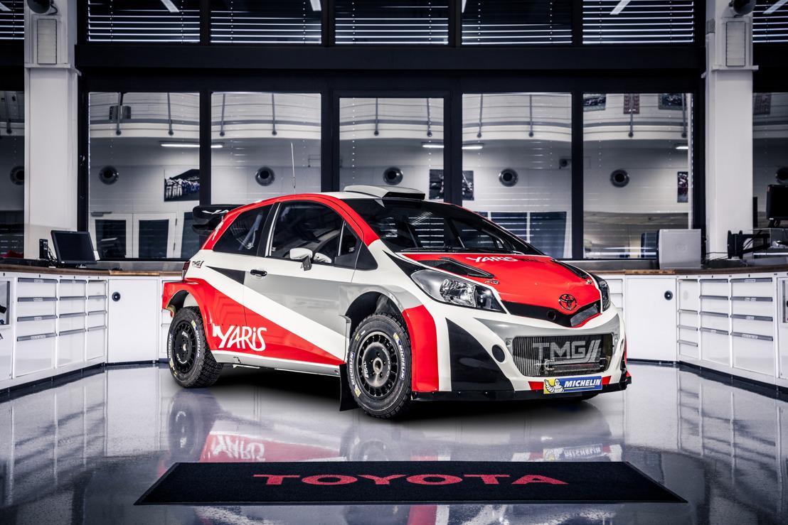 Toyota annonce son programme sportif pour l'année 2015 ainsi que le retour de la marque en WRC en 2017