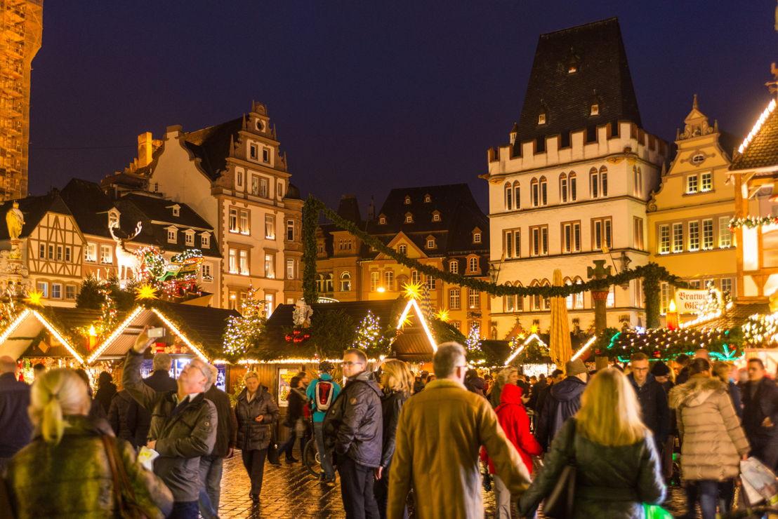 Weihnachtsmarkt Trier (c) Dominik Ketz
