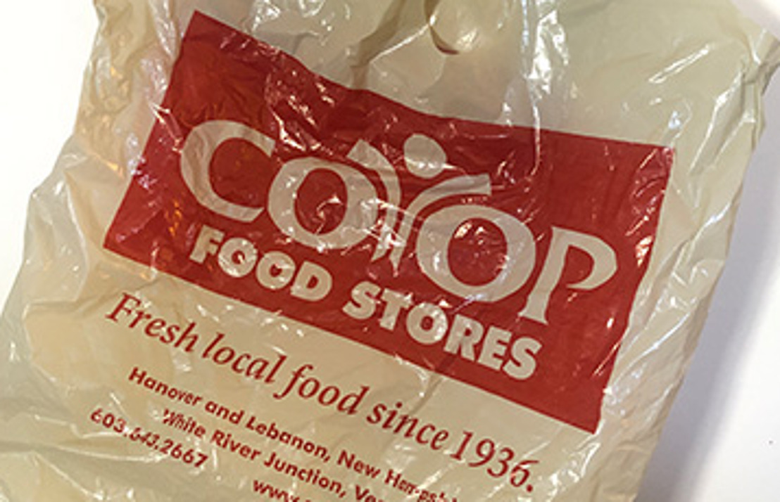 Hanover Co-op Plans Phaseout of Plastic Bags at Registers