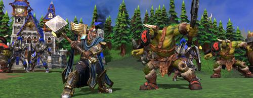 В Яндекс.Навигаторе при поддержке Blizzard Entertainment появились голоса персонажей Warcraft III
