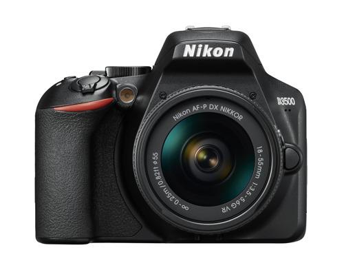 VOOR DE SPECIALE ÉN GEWONE DAGEN. BLINK UIT MET DE NIEUWE Nikon D-SLR D3500.