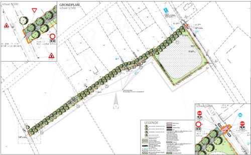 Nieuwe fietsverbindingen in Kerkbrugge en Doornzele
