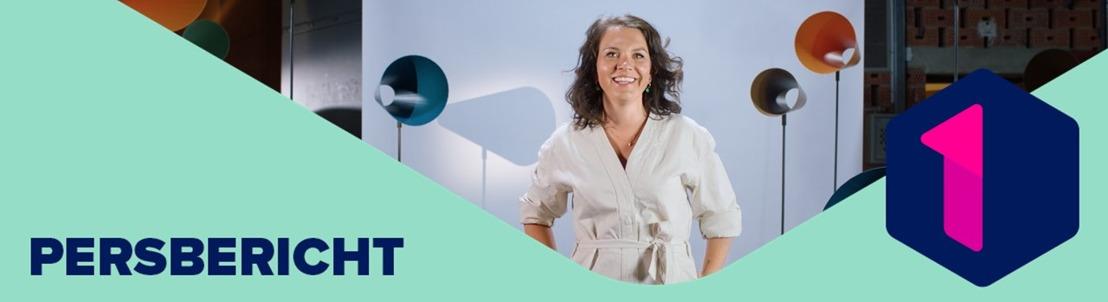 Siska Schoeters ontvangt vijf mensen met jongdementie in beklijvende eerste aflevering 'Durf te vragen'