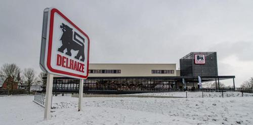 L'offensive hivernale influence le comportement d'achat des clients de Delhaize