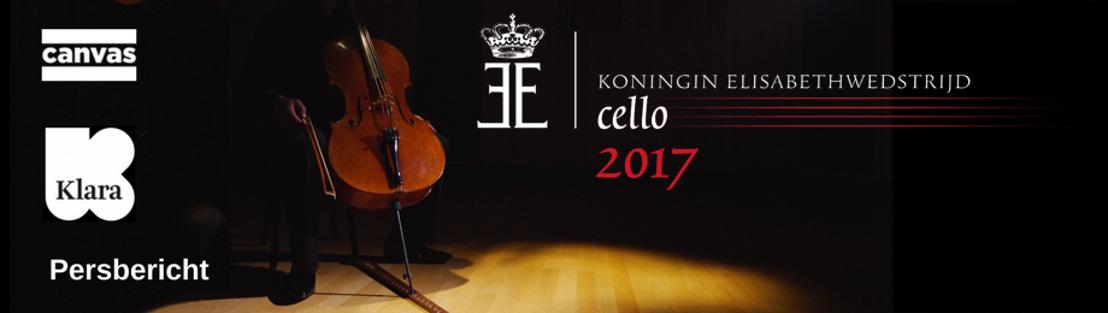 De eerste Koningin Elisabethwedstrijd voor cello op Canvas