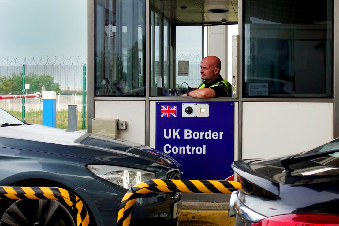 Voka steunt oprichting Brexitloket dat moet leiden naar een 'Green Corridor' tussen Vlaanderen en het Verenigd Koninkrijk