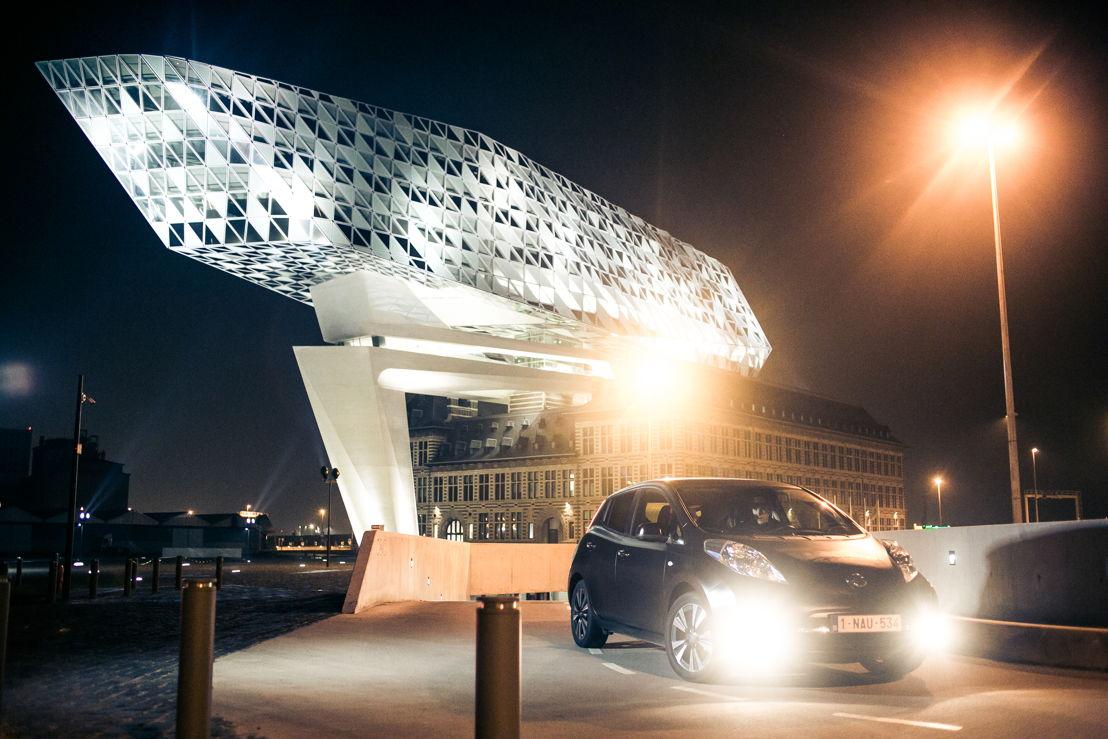 Nissan Leaf Actie - Zero Emissiezone