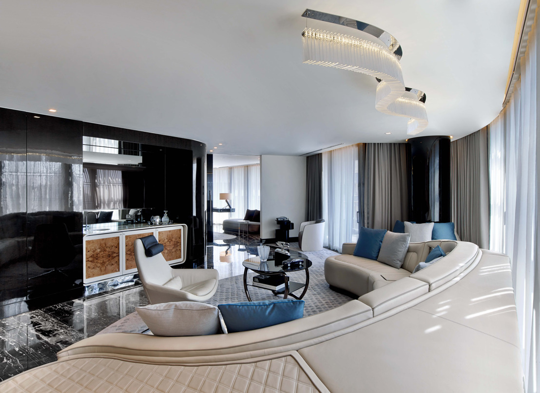 NEW BENTLEY SUITE DEBUTS AT THE ST. REGIS ISTANBUL