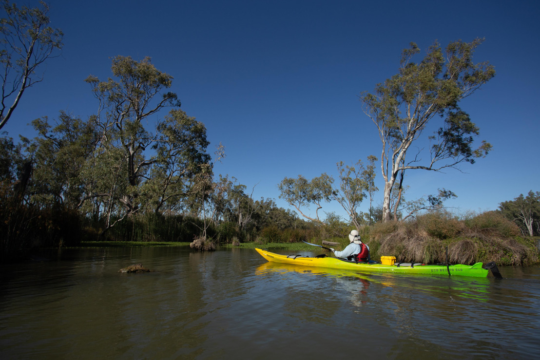 Can a river sing? ANU researchers say 'absolutely'