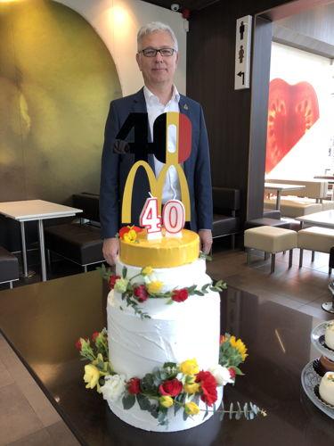 Preview: McDonald's Belgique fête ses 40 ans et dévoile ses ambitions pour le futur