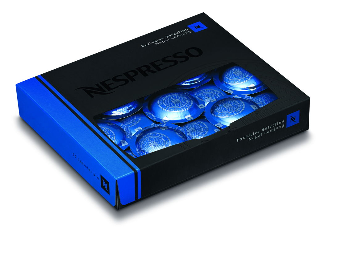Nespresso Exclusive Selection Nepal Lamjung