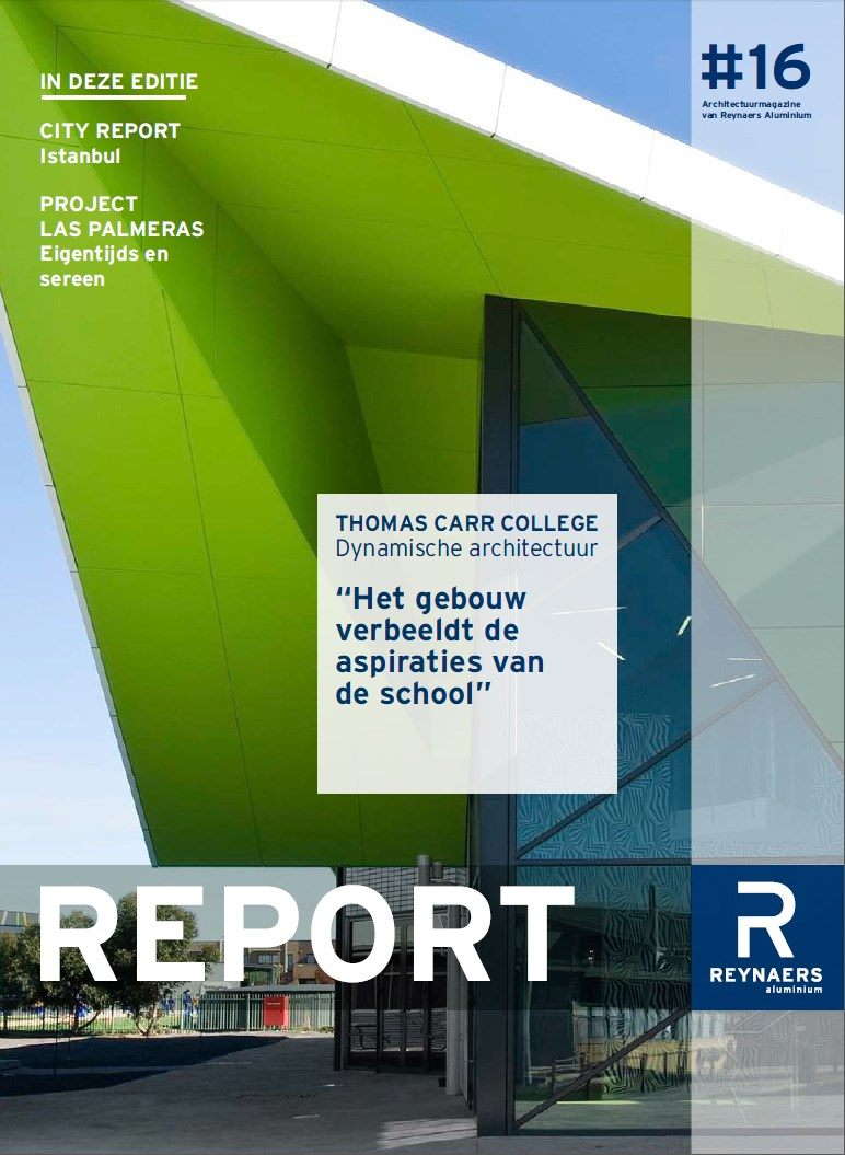 Cover Reynaers Report #16