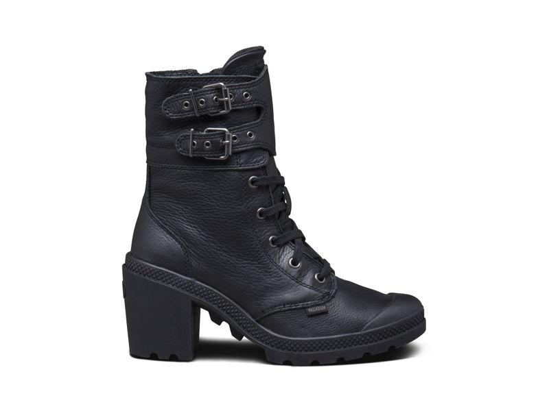 Palladium_women Peloton Heel L Zip - 149.95