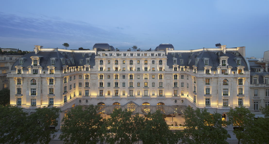 The Peninsula Paris Exterior