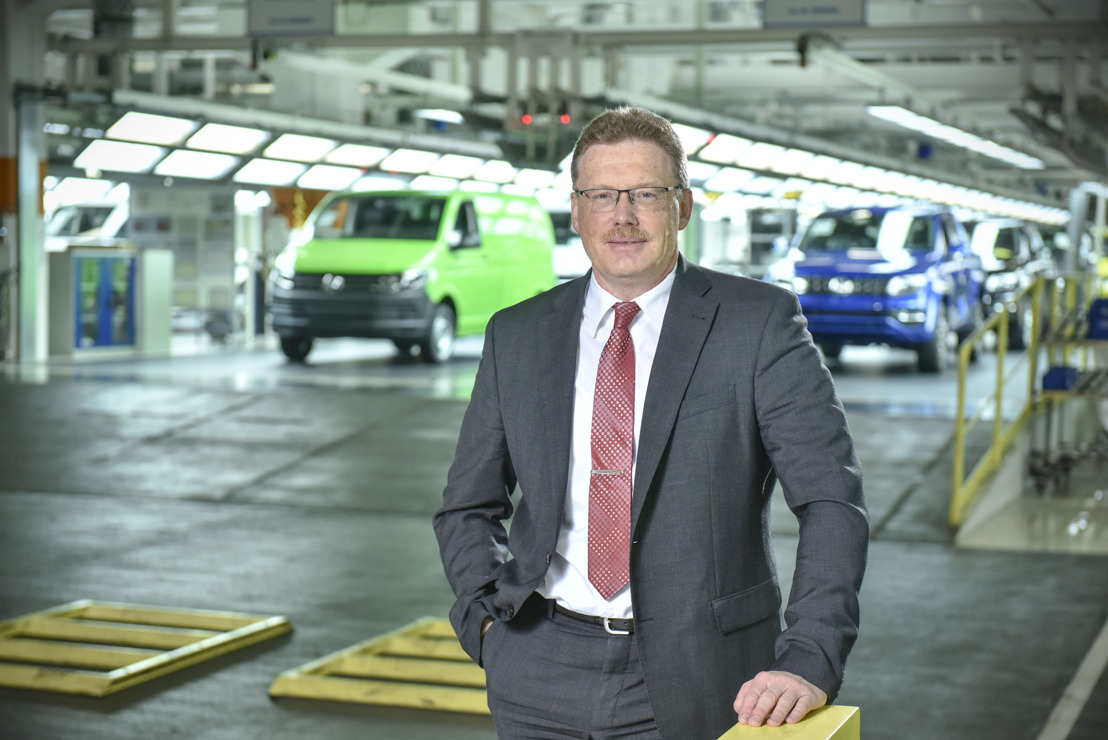 Around 495,000 vehicles built Record production figures for Volkswagen Commercial Vehicles in 2017