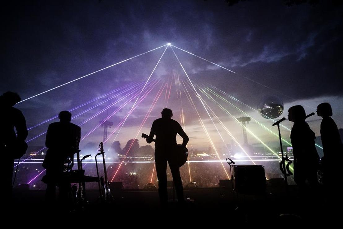 Profitez de concerts exceptionnels sur grand écran