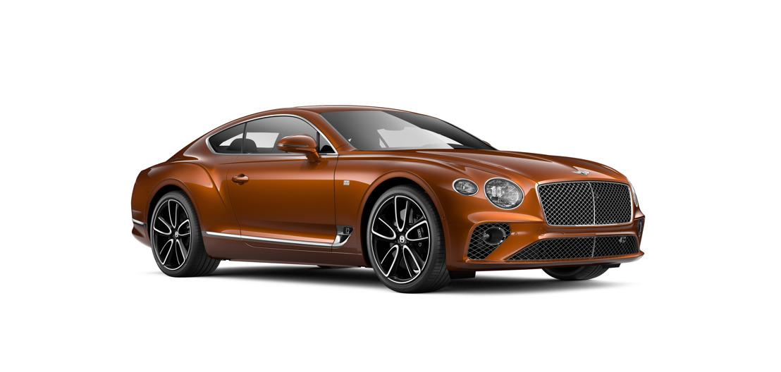 Démonstration de savoir-faire : la Bentley Continental GT First Edition