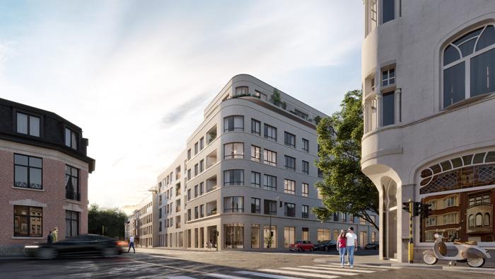Vergunning herontwikkeling oude Green Plaza gebouw goedgekeurd