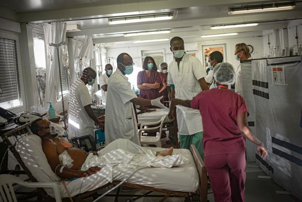 Preview: Haïti : le climat d'incertitude et d'extrême violence met en péril l'accès aux soins de santé