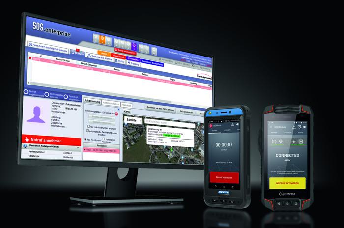 Lebensrettend: Swissphone SOS-Alleinarbeiterlösung nach DIN VDE V 0825 zertifiziert