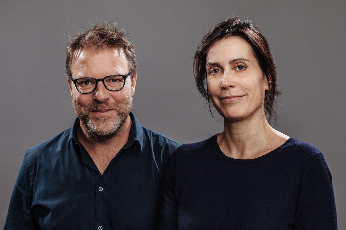 Tom Lenaerts en Kato Maes  - (c) VRT/Toon Aerts