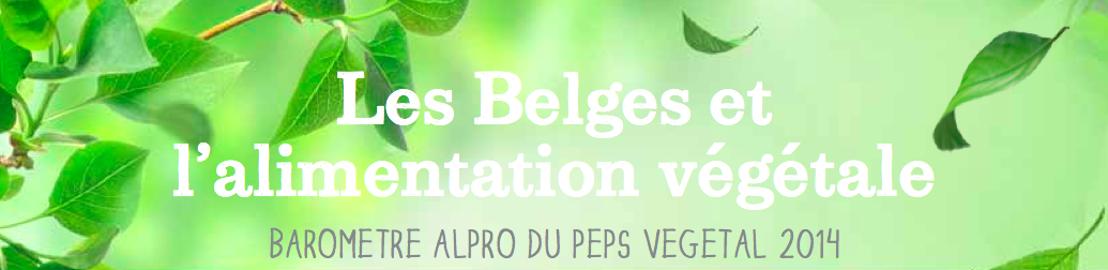 Les Belges et l'alimentation végétale