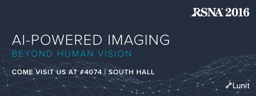 Lunit to unveil data-driven imaging biomarker at RSNA 2016