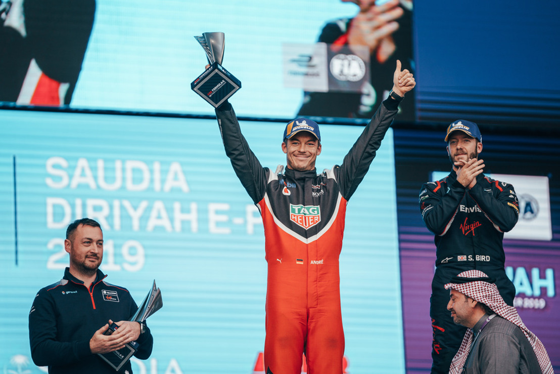 Review of the first year in the ABB FIA Formula E Championship