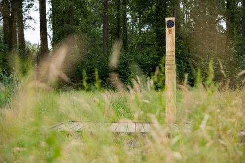 Kom op tegen Kanker en Natuurpunt lanceren Kom op tegen Kanker-wandelpad in de Zwalmvallei