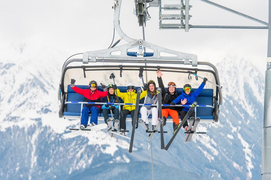 Animo wintersportvakanties seizoen '21/'22 in de lift
