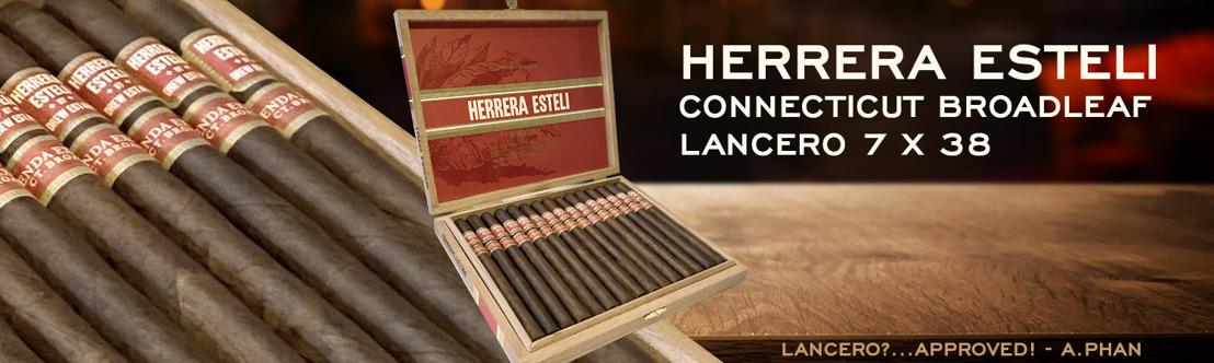 Herrera Esteli Connecticut Broadleaf Lancero Goes Nationwide