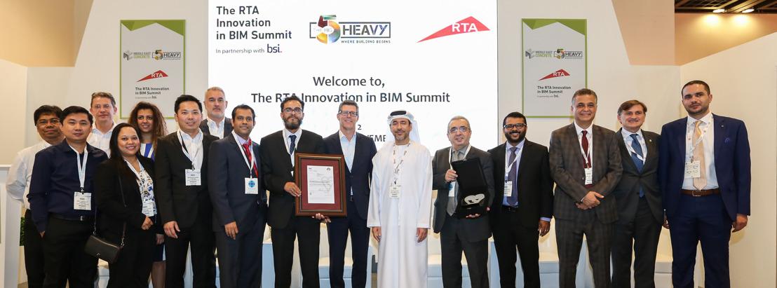 THE BIG 5 HEAVY CELEBRATES EXCELLENCE IN UAE BIM PRACTICES