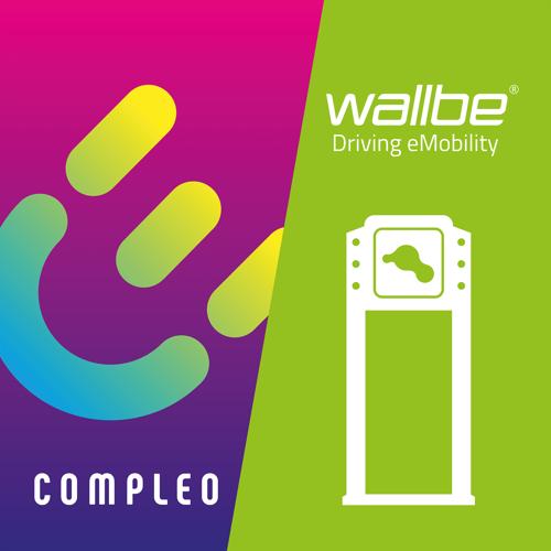 Compleo fusioniert mit wallbe
