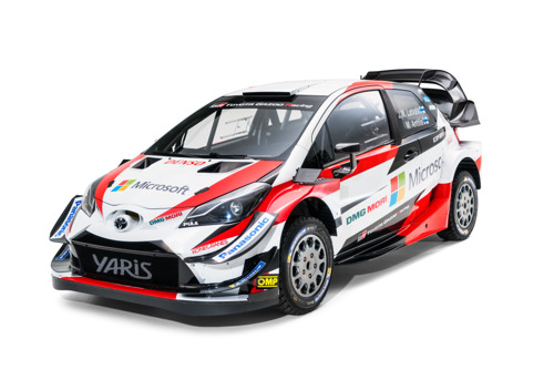 WRC Rallye Monte-Carlo - Preview - Yaris WRC's second season begins with mighty Monte challenge