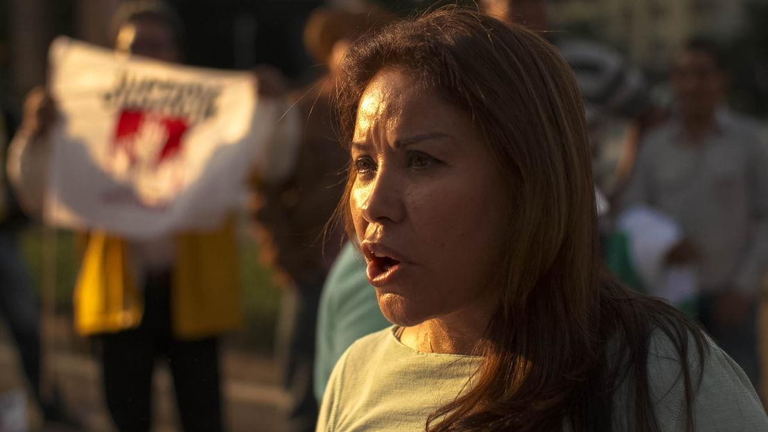 Kleine helden - Mexico:  Julia Alonso Carbajal - (c) Filip Huygens