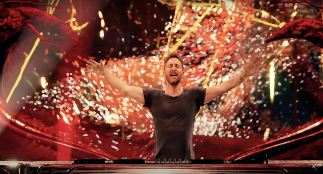 Exclusive world premiere – David Guetta at Tomorrowland 31.12.2020